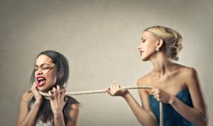 competitive women unattractive