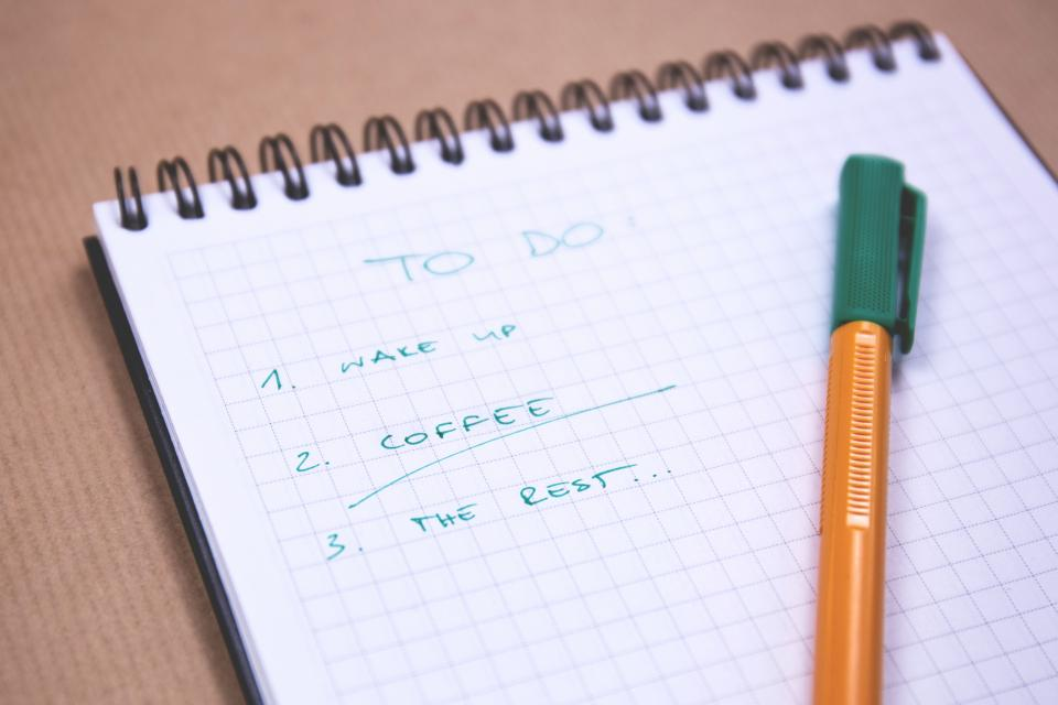 The 4 reasons your to-do list is getting longer not shorter