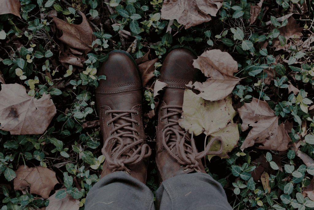 "Woman wearing boots. ""I feel stuck"" - 3 things to try"