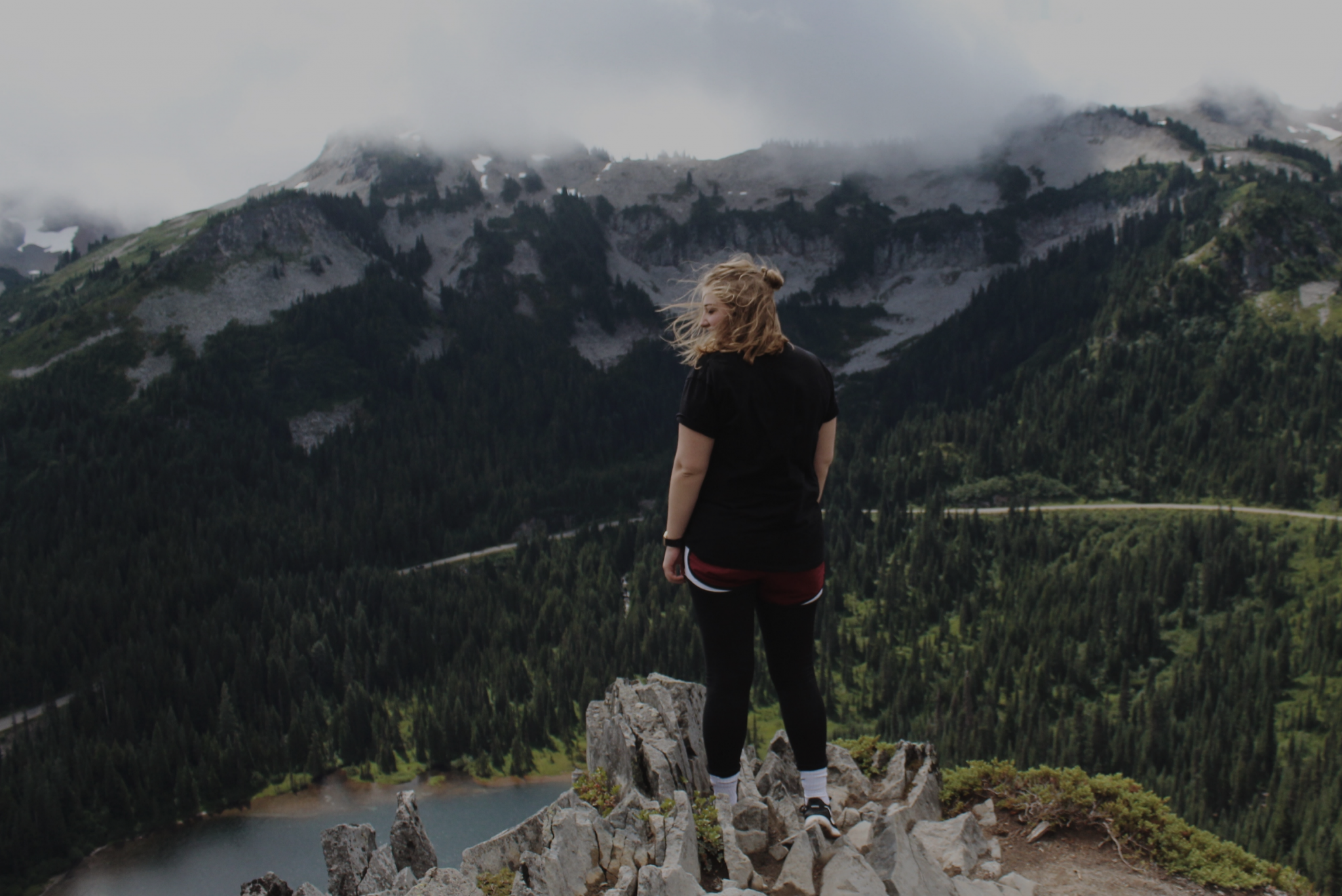 Woman on top of mountain: Here's how to make a difference in the world