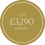 Gold £3290 year