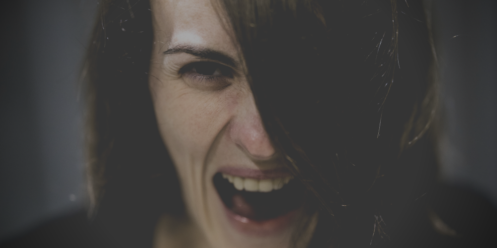 Angry woman: How to develop a healthy relationship with anger