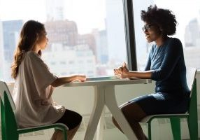 Two women at work: How to support women better